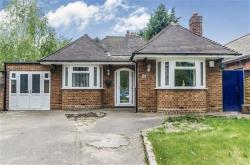 Detached Bungalow For Sale  WEDNESBURY West Midlands WS10