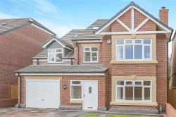 Detached House For Sale 7 Stokes Gardens Wolverhampton Staffordshire WV6