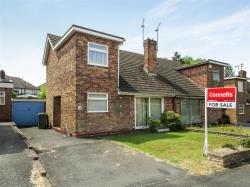 Semi Detached House For Sale Merry Hill Wolverhampton West Midlands WV3