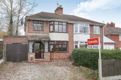Semi Detached House For Sale Penn Wolverhampton Staffordshire WV4