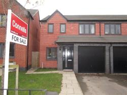 Semi Detached House For Sale Oxley Wolverhampton Staffordshire WV10