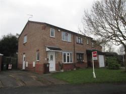 Semi Detached House For Sale Pendeford Wolverhampton Staffordshire WV9