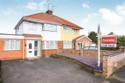 Semi Detached House For Sale Claregate Wolverhampton Staffordshire WV6