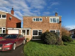 Detached House For Sale Codsall Wolverhampton Staffordshire WV8