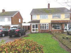 Semi Detached House For Sale Coven Wolverhampton Staffordshire WV9