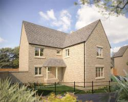 Detached House For Sale  Fairford Gloucestershire GL7
