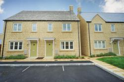 Semi Detached House For Sale Keble Fields Fairford Gloucestershire GL7