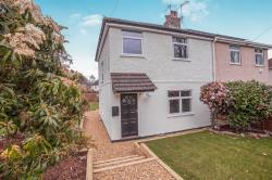 Semi Detached House For Sale  Malvern Worcestershire WR14