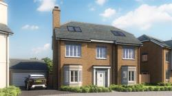 Detached House For Sale Howey Close Malvern Worcestershire WR14