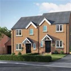 Semi Detached House For Sale Pixiefields Cradley Herefordshire WR13