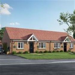 Semi - Detached Bungalow For Sale Pixiefields Cradley Herefordshire WR13