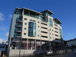 Flat To Let The Crescent PLYMOUTH Devon PL1