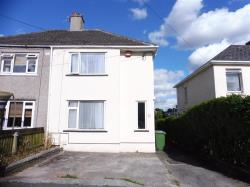 Semi Detached House To Let Plymstock PLYMOUTH Devon PL9