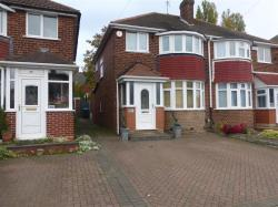Semi Detached House To Let Great Barr Birmingham West Midlands B43