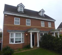 Terraced House To Let Elstow BEDFORD Bedfordshire MK42