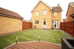 Detached House To Let Kings Hill WEST MALLING Kent ME19