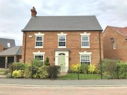 Detached House To Let  Lutterworth Leicestershire LE17
