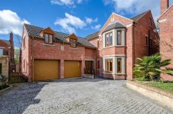 Detached House To Let Countesthorpe Leicester Leicestershire LE8