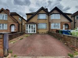 Semi Detached House To Let  South Harrow Middlesex HA2