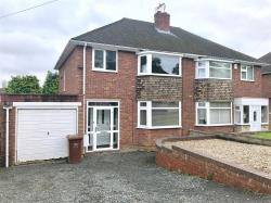 Semi Detached House To Let Hednesford CANNOCK Staffordshire WS12