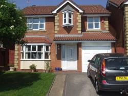 Detached House To Let  Stone Staffordshire ST15