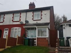 Semi Detached House To Let  WEST BROMWICH West Midlands B71