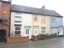 Terraced House To Let  STOURPORT-ON-SEVERN Worcestershire DY13