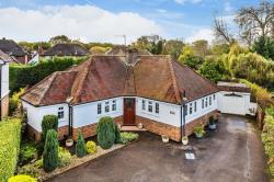 Detached Bungalow For Sale  Burpham Surrey GU4