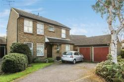 Detached House For Sale  Burpham Surrey GU4