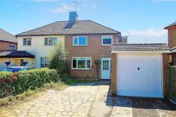 Semi Detached House For Sale  Woking Surrey GU21
