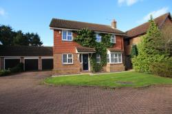 Detached House To Let  Ottershaw Surrey KT16