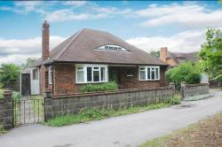 Detached Bungalow To Let  Westfield South Yorkshire S20