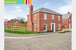 Detached House For Sale  Attleborough Norfolk NR17