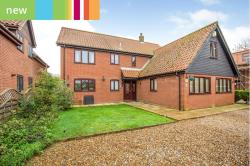 Detached House For Sale  , Attleborough Norfolk NR17