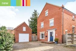 Detached House For Sale  Marsham Norfolk NR10