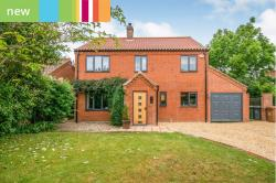 Detached House For Sale  Cawston, Norwich Norfolk NR10