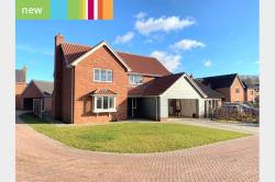 Detached House For Sale  Beetley, Dereham Norfolk NR20
