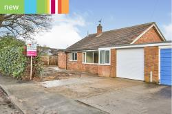Detached Bungalow For Sale  Toftwood, Dereham Norfolk NR19
