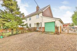 Semi Detached House For Sale  Great Fransham, Dereham Norfolk NR19