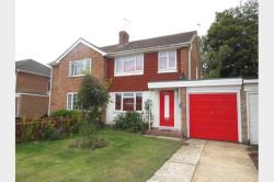 Semi Detached House For Sale  Woodley, Reading Berkshire RG5