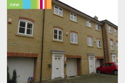 Terraced House For Sale   Cambridgeshire CB7
