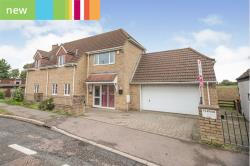Detached House For Sale  Stretham, Ely Cambridgeshire CB6