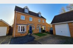 Semi Detached House For Sale  Soham, Ely Cambridgeshire CB7
