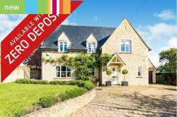 Detached House To Let  Thornhaugh, Peterborough Northamptonshire PE8