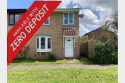 Semi Detached House To Let  South Bretton, Peterborough Cambridgeshire PE3