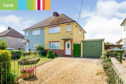 Semi Detached House For Sale  Broughton, Huntingdon Cambridgeshire PE28
