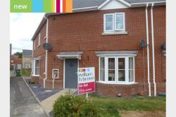 Semi Detached House To Let  Wisbech St Mary Cambridgeshire PE13