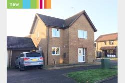 Detached House To Let   Cambridgeshire PE13