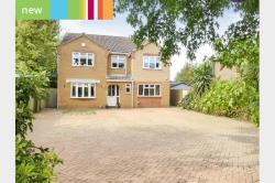 Detached House To Let  Marshland St. James, Wisbech Norfolk PE14