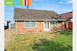 Detached Bungalow To Let  Outwell, Wisbech Norfolk PE14